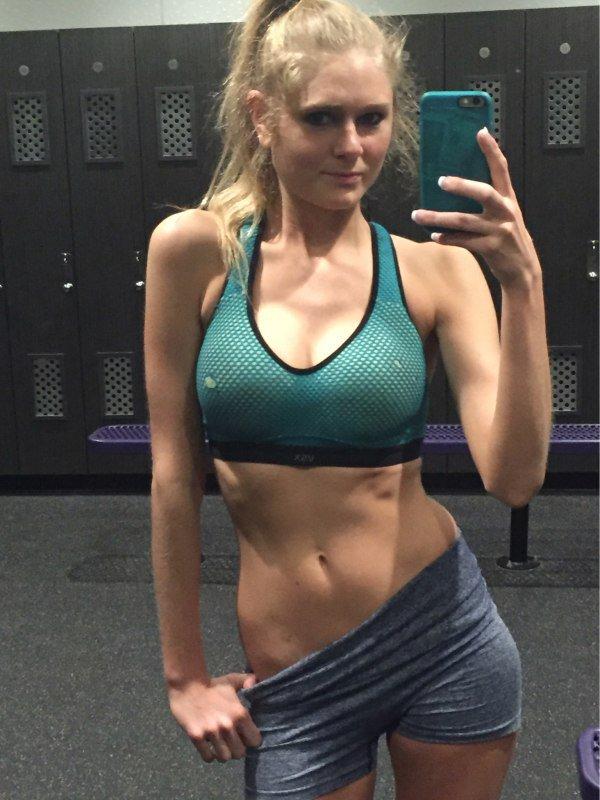 chicas fibradas que nos gustaria ver en el gimnasio (37)